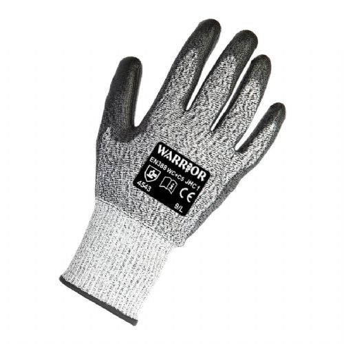 Warrior Anti-Cut 5 Gloves - 12 Pairs